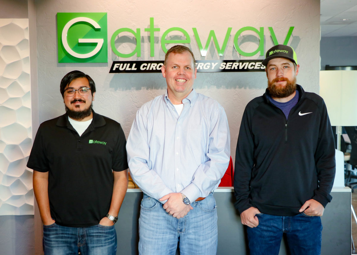 Gateway Survey Team